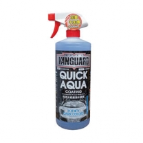 Vanguard Quick Aqua Coating-dark car