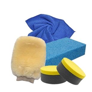 洗車海綿&擦車巾