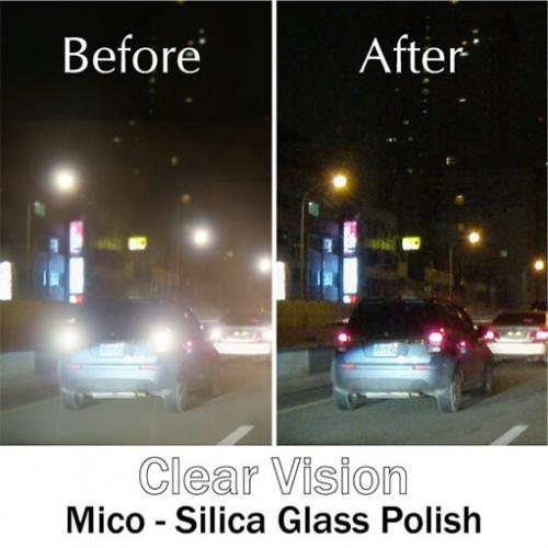 CUT 強力玻璃油膜劑