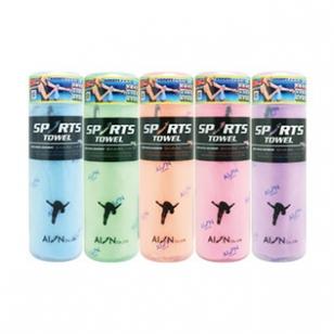 AION合成羚羊皮巾-運動專用-五款顏色