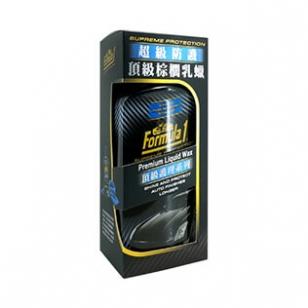 Formula 1 Premium Liquid Wax